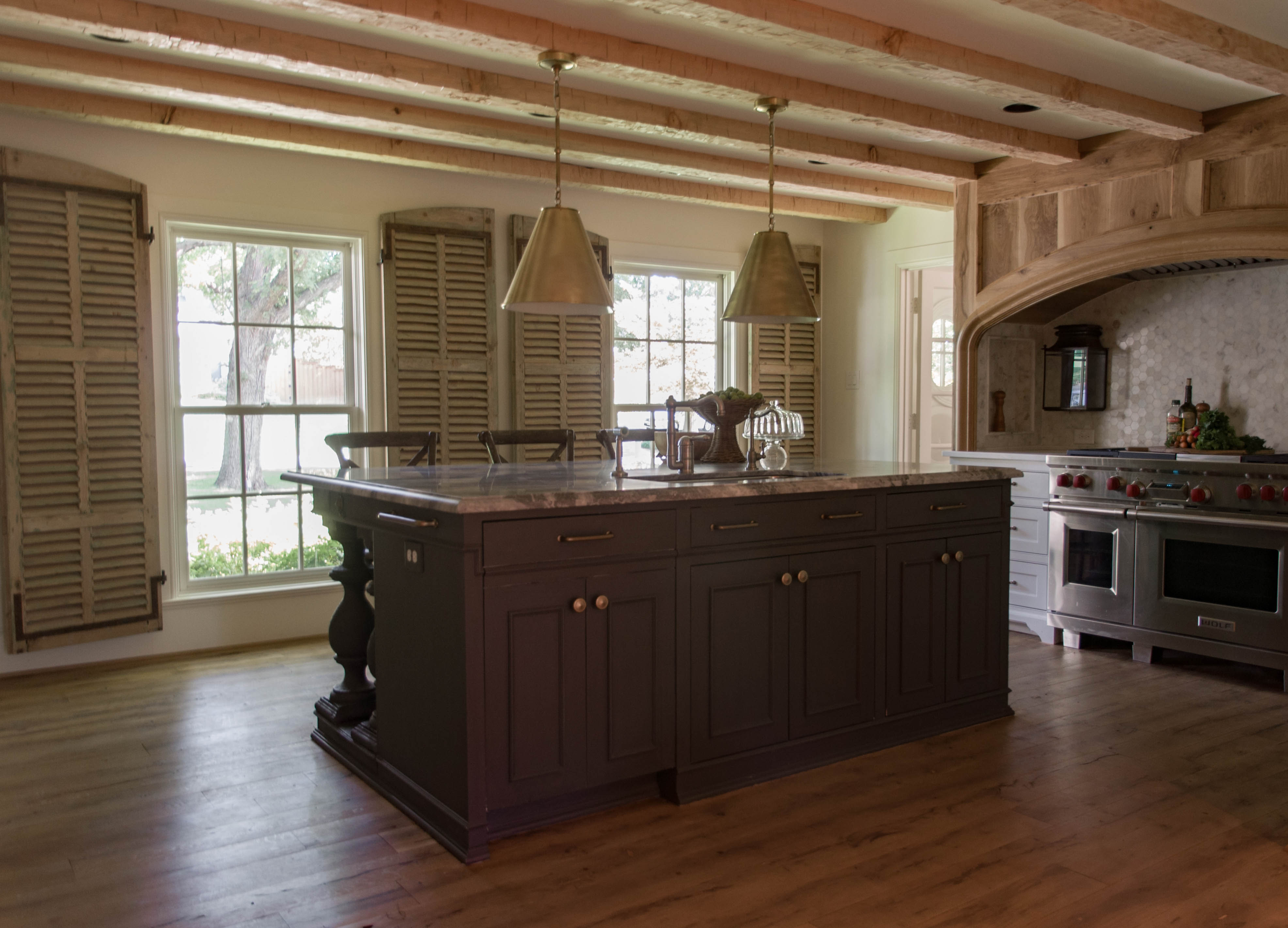 Kitchen at Cliffbrook